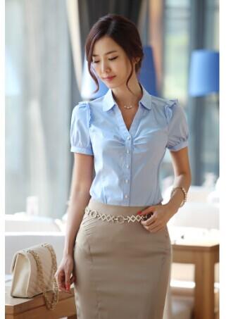 短袖衬衫29