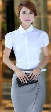 短袖衬衫24